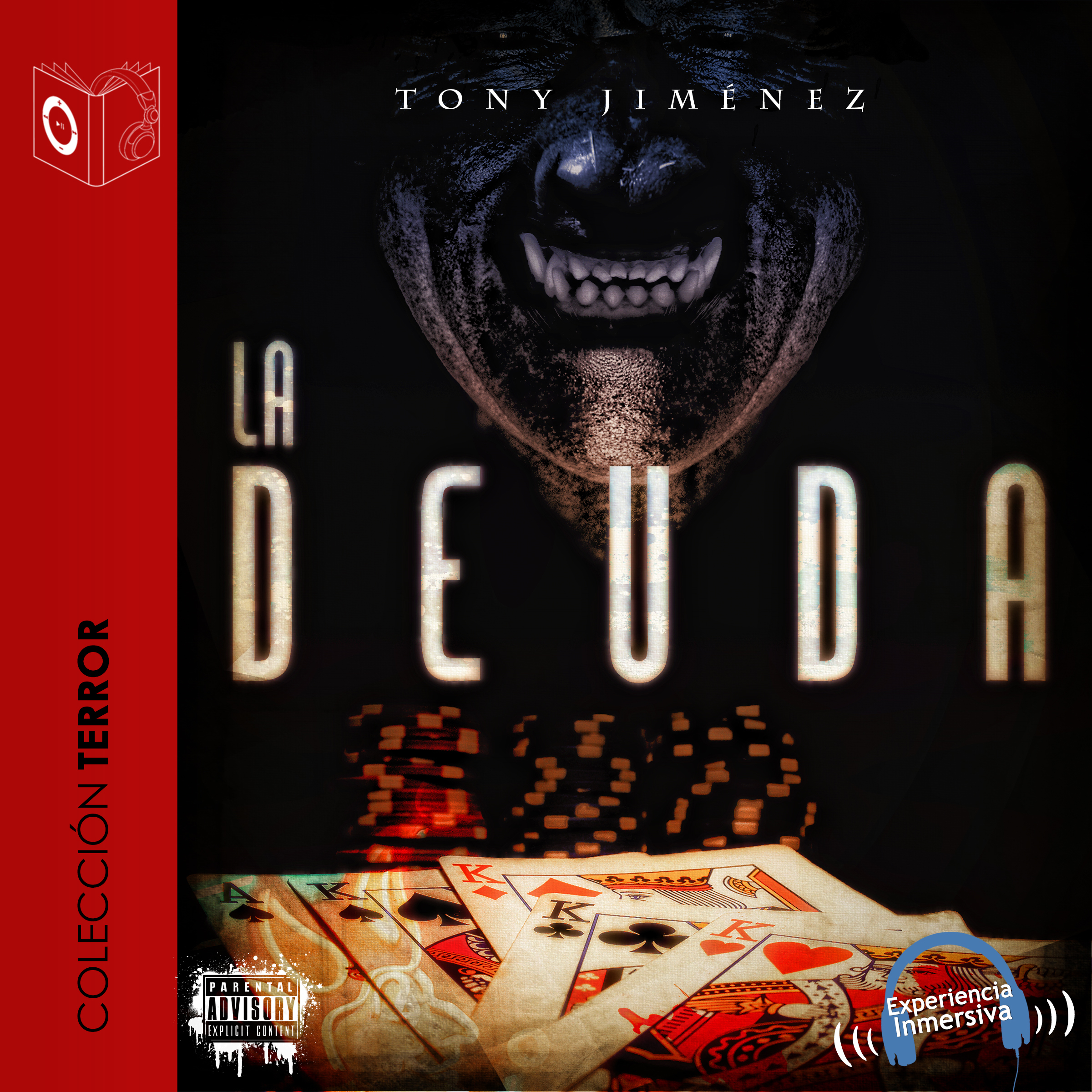 Printable La deuda Audiobook Cover Art