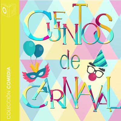 Cuentos de Carnaval Audiobook, by Ventura Pazos
