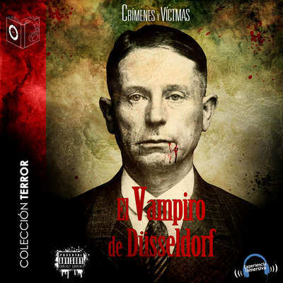 El vampiro de Düsseldorf Audiobook, by Ralph Barby