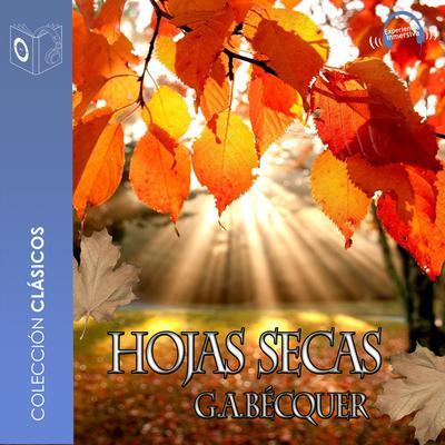Las hojas secas Audiobook, by Gustavo Adolfo Bécquer
