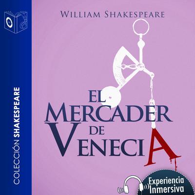 El mercader de Venecia Audiobook, by William Shakespeare