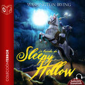 La leyenda de Sleepy Hollow Audiobook, by Washington Irving