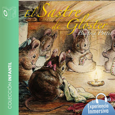 El cuento del sastre de Gloucester Audiobook, by Beatrix Potter