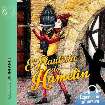 El flautista de Hamelin Audiobook, by Hermanos Grimm