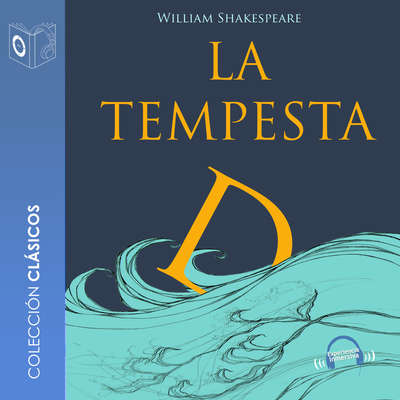 La tempestad Audiobook, by William Shakespeare