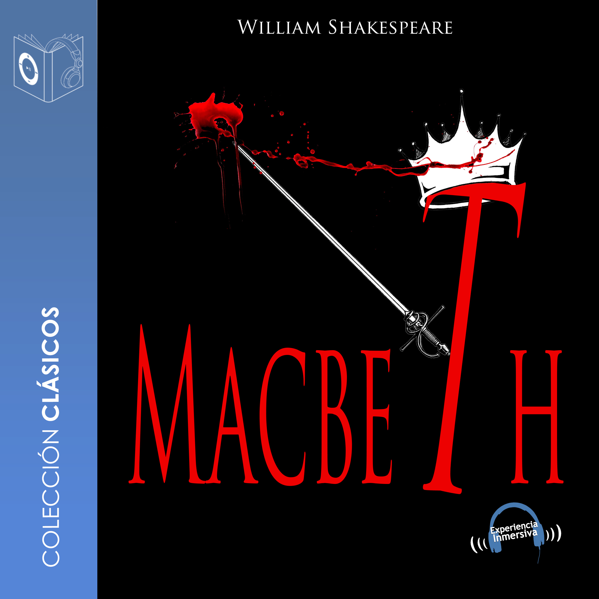 Printable Macbeth Audiobook Cover Art