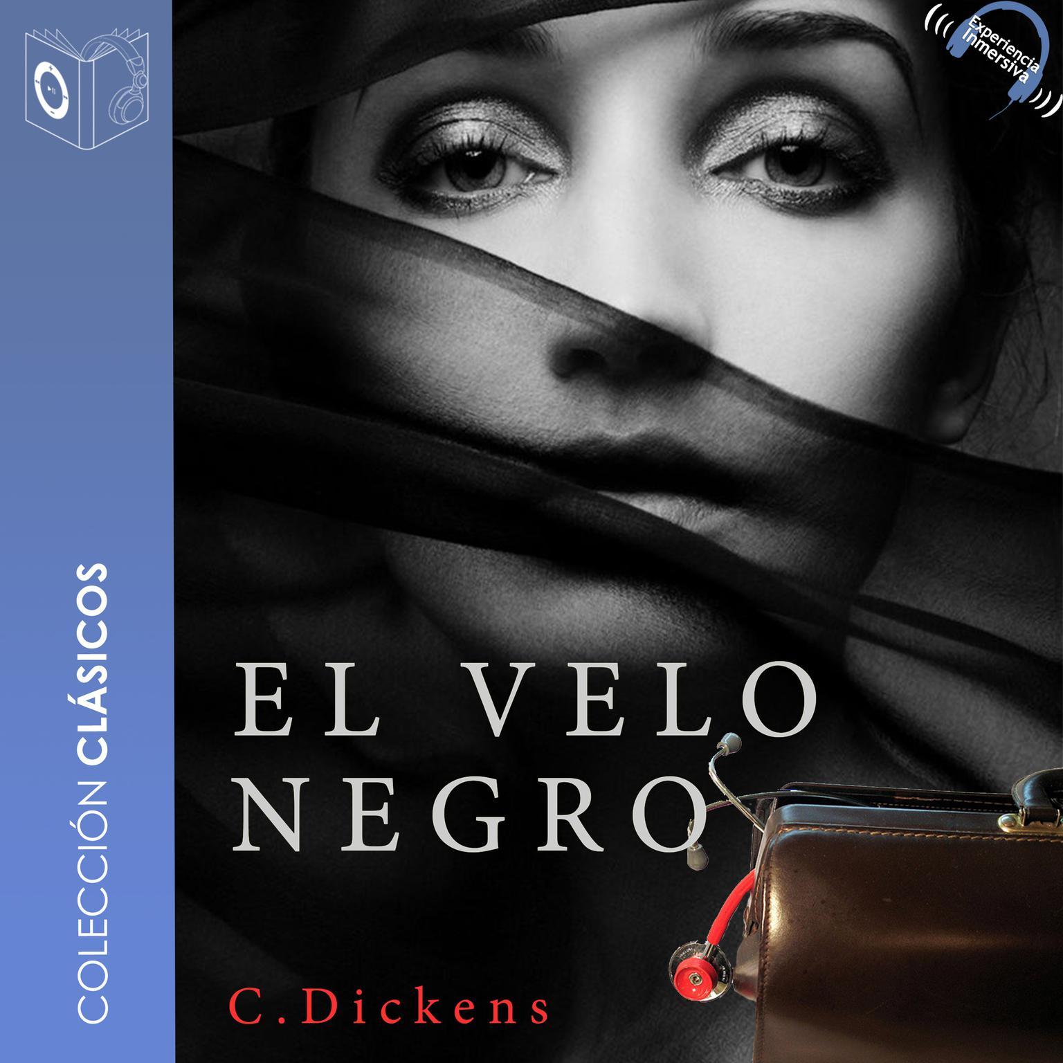 El velo negro Audiobook, by Charles Dickens