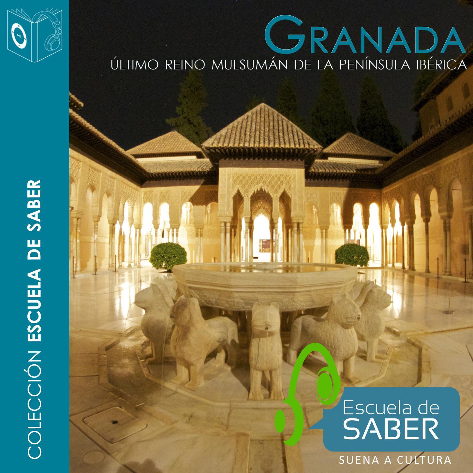 Granada Audiobook, by Juan Gay Armenteros