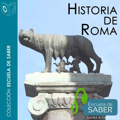 Roma Audiobook, by Pedro López Barja de Quiroga
