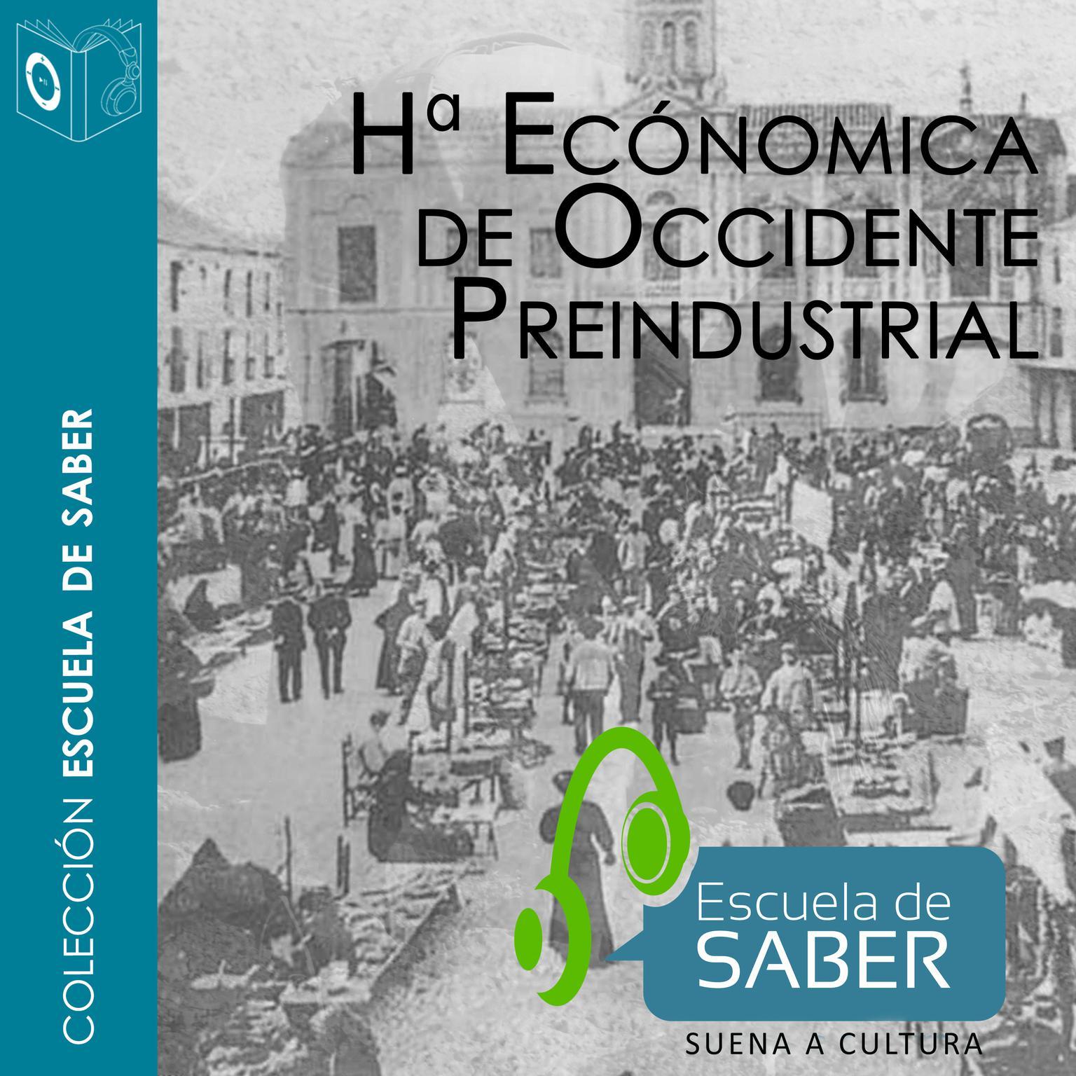 Historia económica de Occidente Audiobook, by Carlos Álvarez Nogal