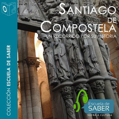 Santiago de Compostela Audiobook, by Mercedes López-Mayan