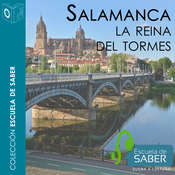 Salamanca Audiobook, by Francisco Javier Lorenzo Pinar