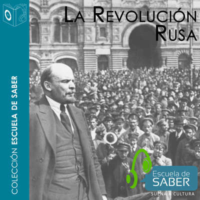 Revolución Rusa Audiobook, by Pedro Piedras Monroy