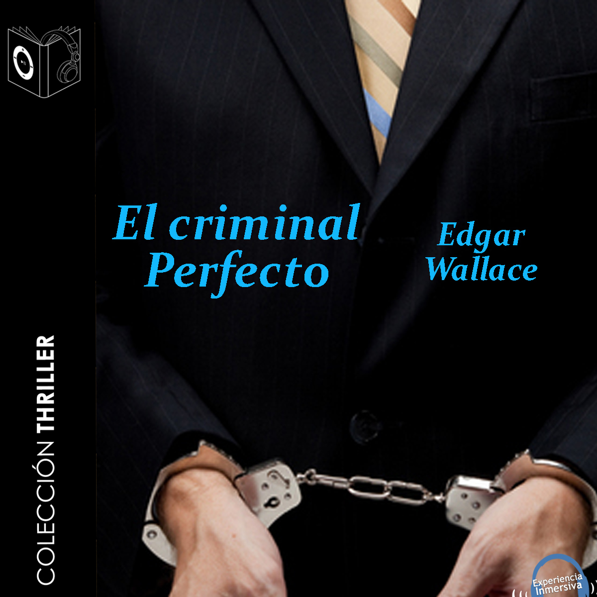 Printable El criminal perfecto Audiobook Cover Art