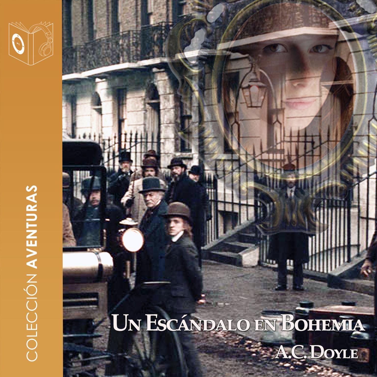 Un escándalo en Bohemia Audiobook, by Arthur Conan Doyle