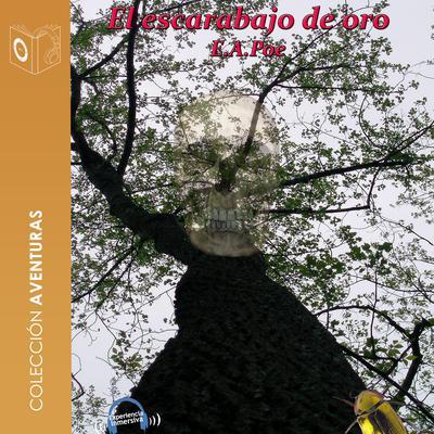 El escarabajo de oro Audiobook, by Edgar Allan Poe
