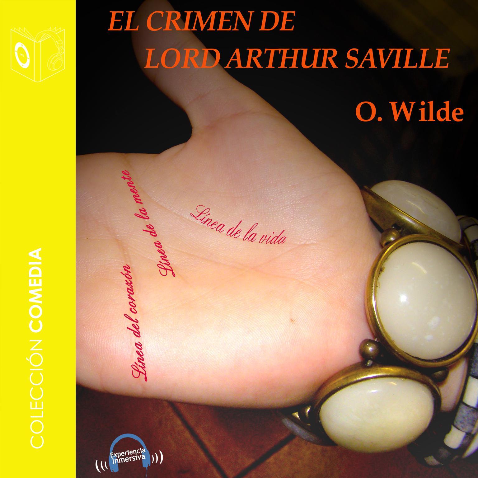 El crimen de Lord Arthur Saville Audiobook, by Oscar Wilde