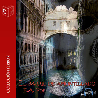 El barril de amontillado Audiobook, by Edgar Allan Poe