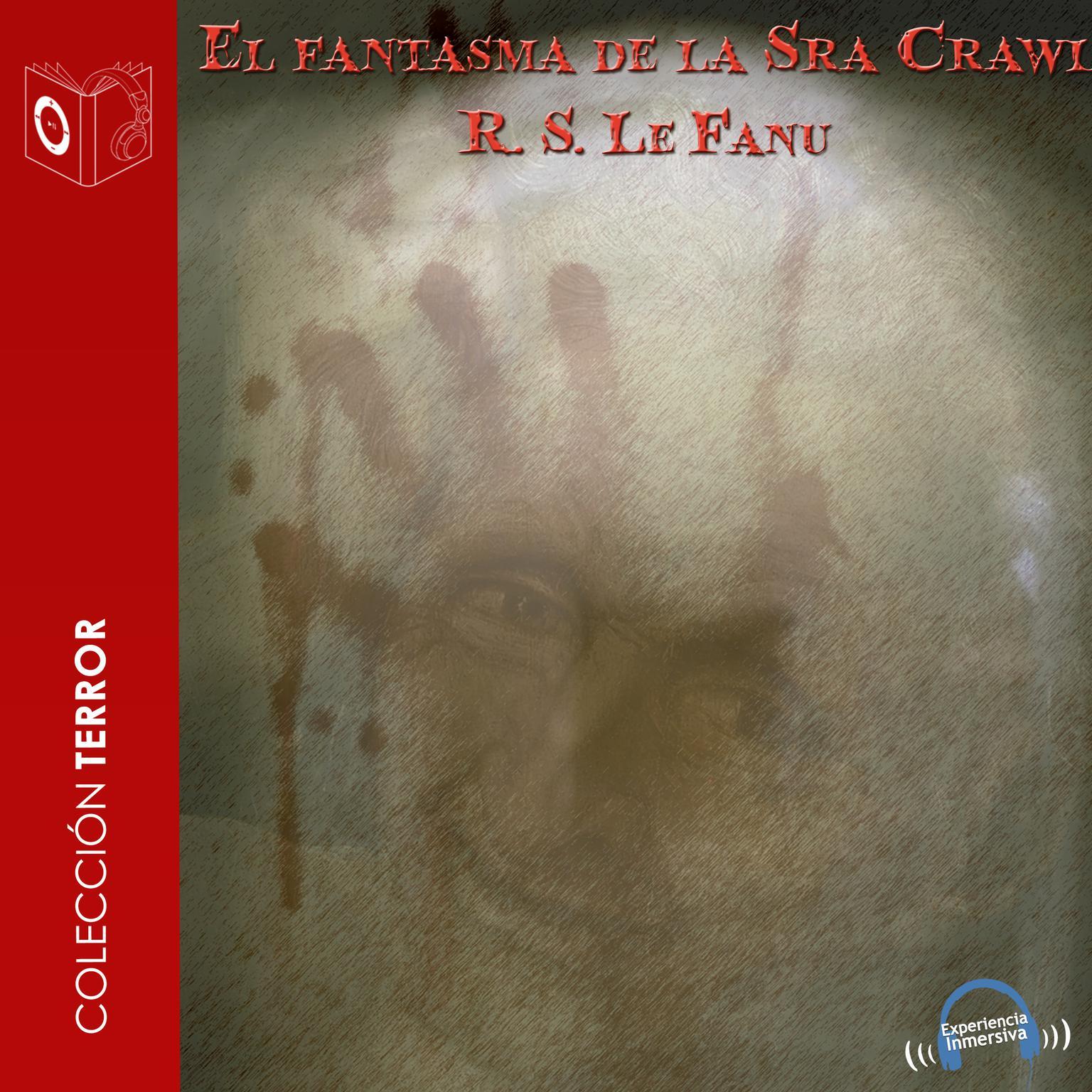 El fantasma de la Sra. Crowl Audiobook, by Joseph Sheridan Le Fanu