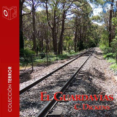 El guardavías Audiobook, by Charles Dickens
