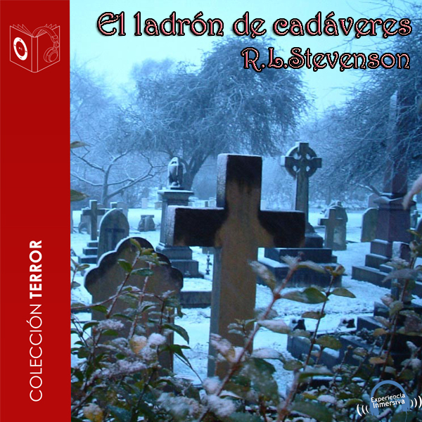 Printable El ladrón de cadáveres Audiobook Cover Art