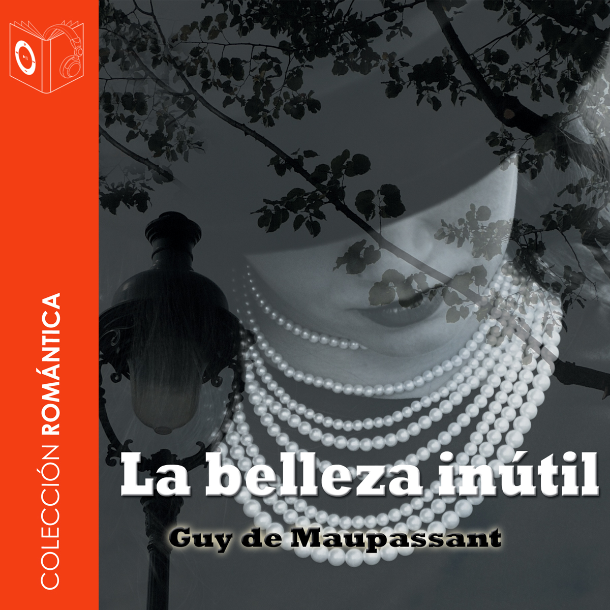 Printable La belleza inútil Audiobook Cover Art