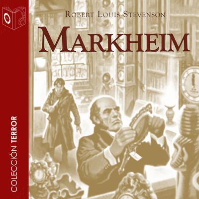 Markheim Audiobook, by Robert Louis Stevenson