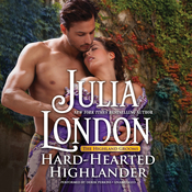 Hard-Hearted Highlander Audiobook, by Julia London