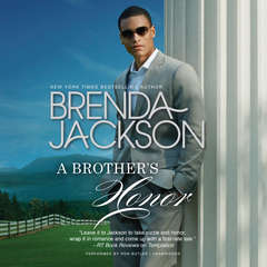 A Brother's Honor Audiobook, by Brenda Jackson