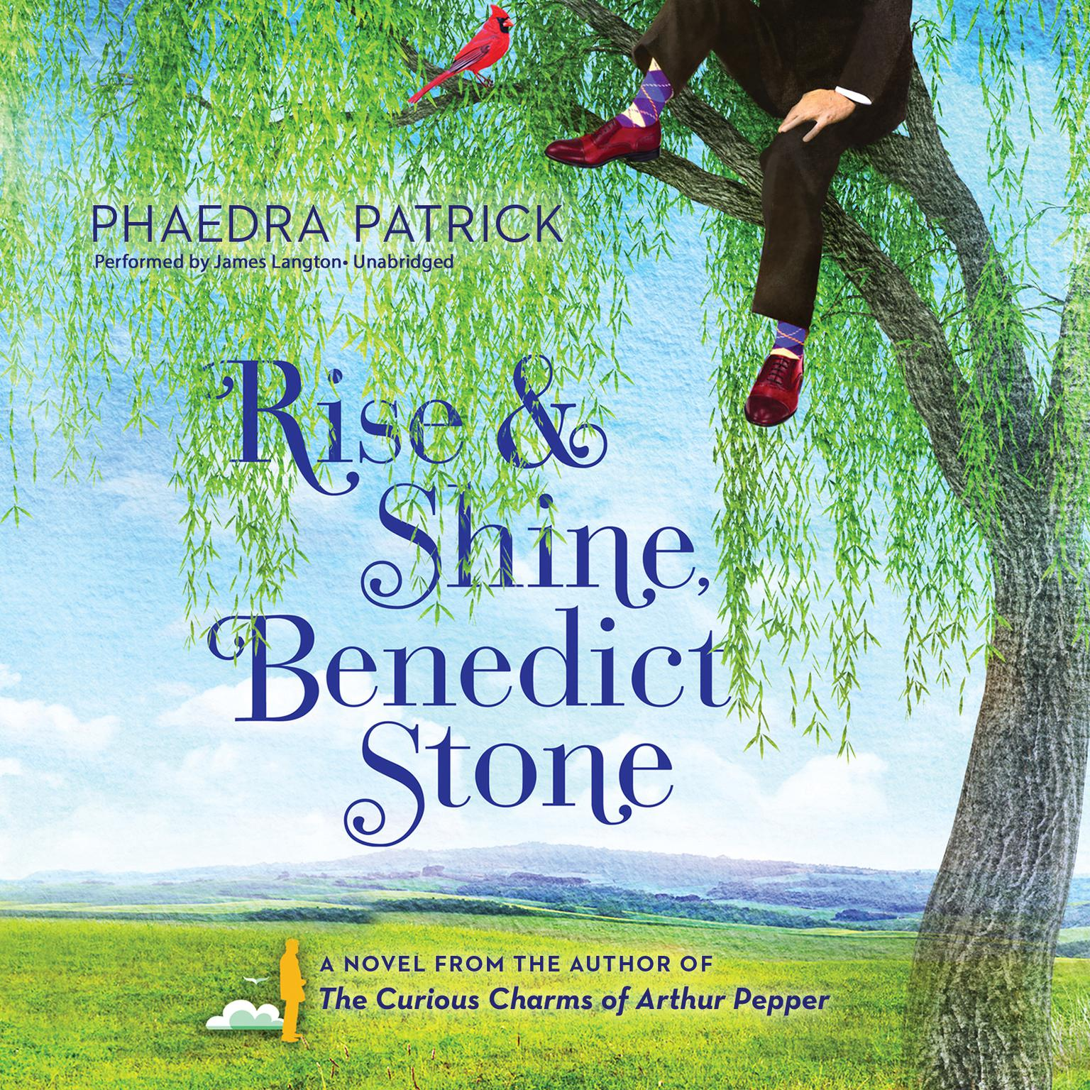 Printable Rise & Shine, Benedict Stone Audiobook Cover Art