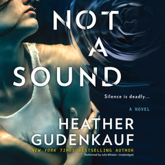 Not a Sound Audiobook, by Heather Gudenkauf