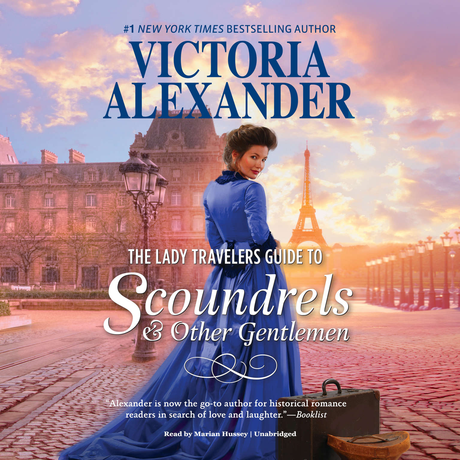Printable The Lady Travelers Guide to Scoundrels and Other Gentlemen: Lady Travelers Society, Book 1 Audiobook Cover Art