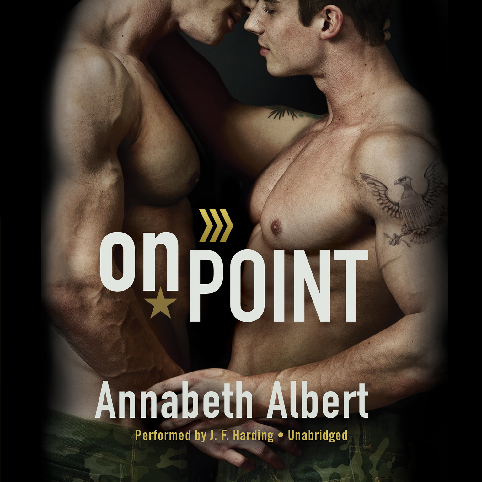 Printable On Point Audiobook Cover Art