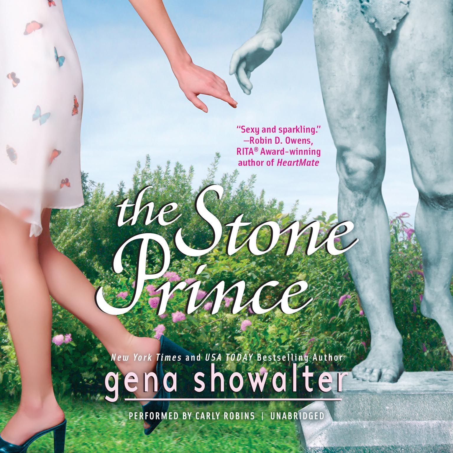 Printable The Stone Prince Audiobook Cover Art