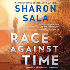 Race against Time Audiobook, by Sharon Sala