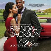 A Lover's Vow Audiobook, by Brenda Jackson