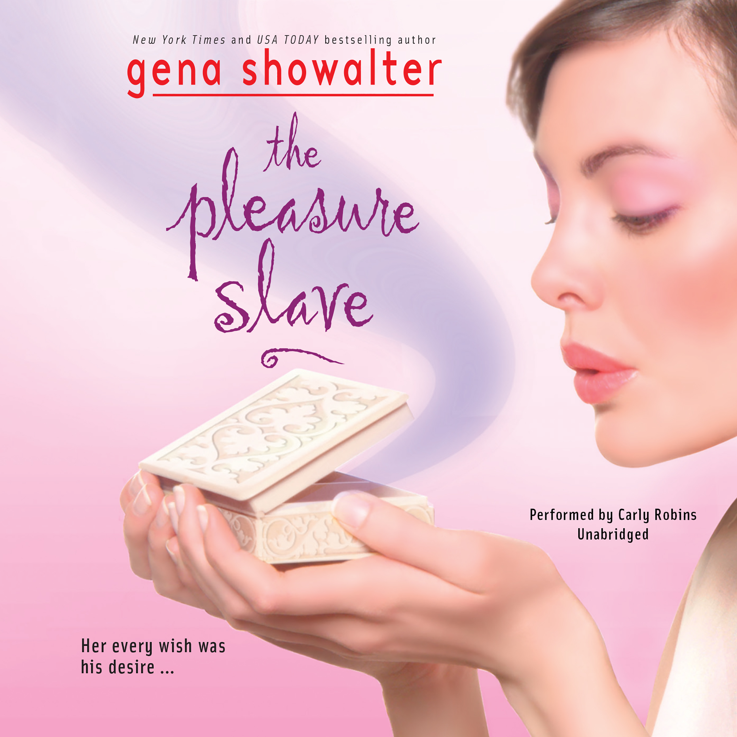 Printable The Pleasure Slave Audiobook Cover Art