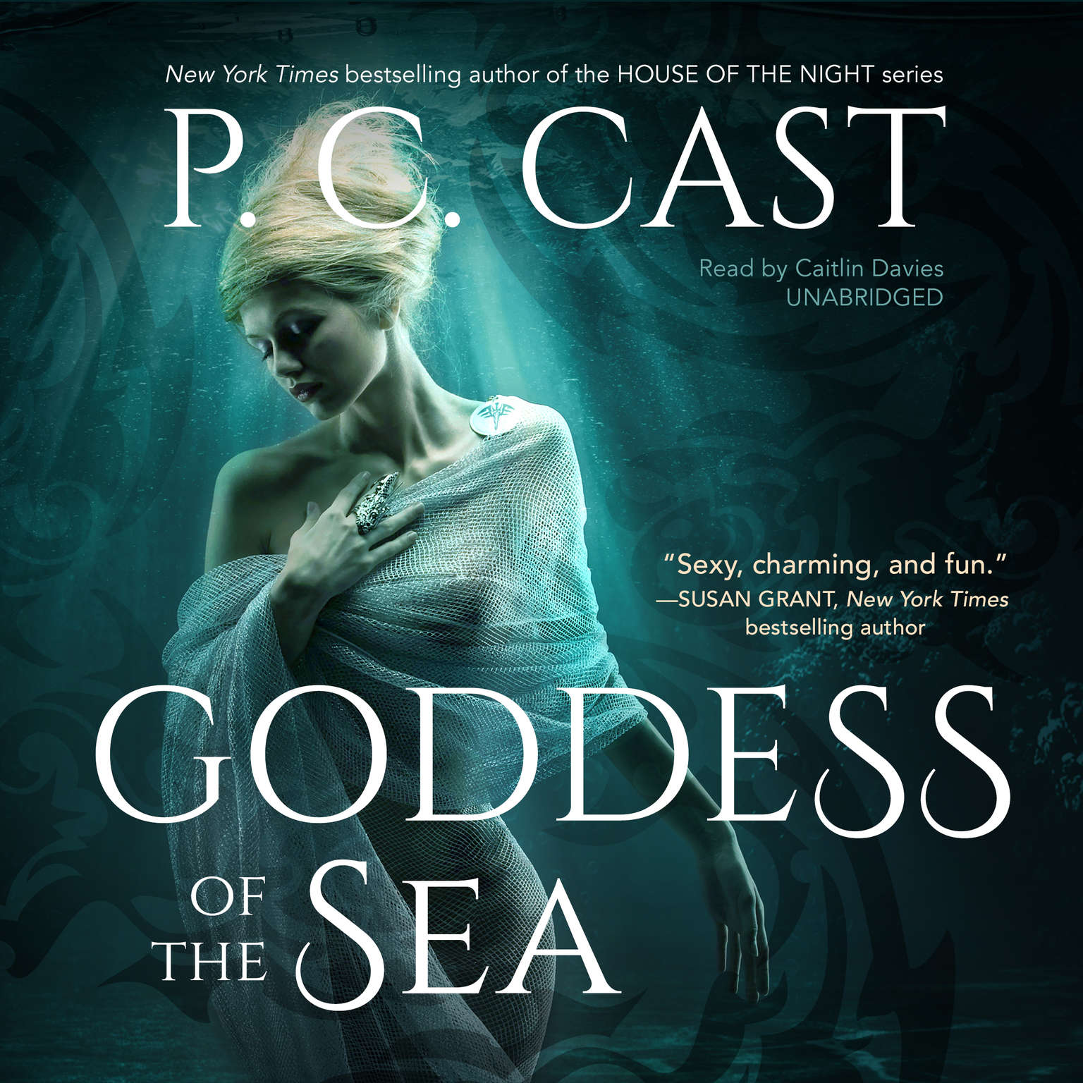 Printable Goddess of the Sea Audiobook Cover Art