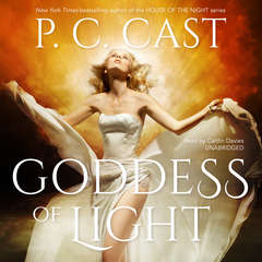 Goddess of Light Audiobook, by P. C. Cast
