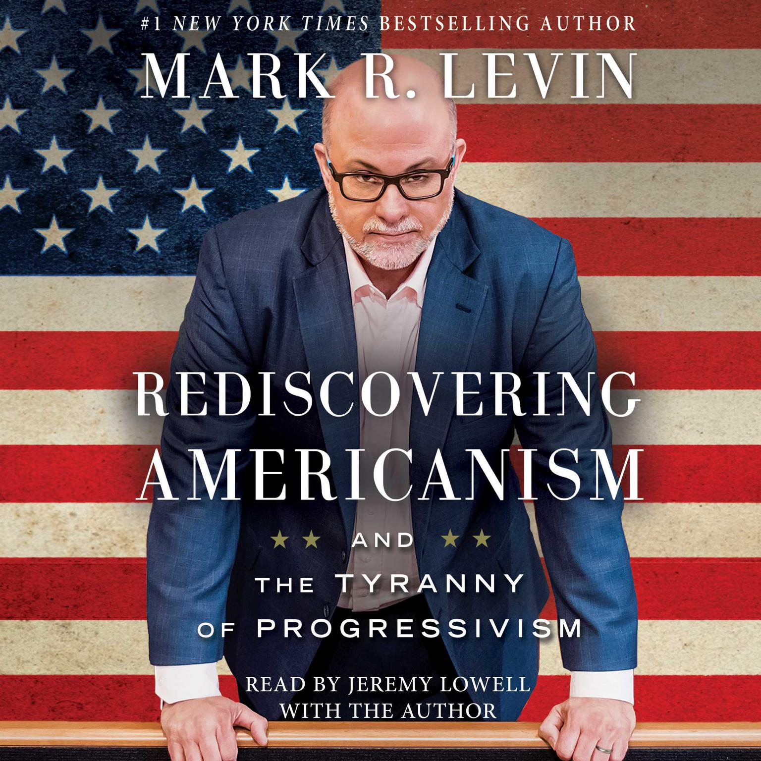 Printable Rediscovering Americanism: And the Tyranny of Progressivism Audiobook Cover Art