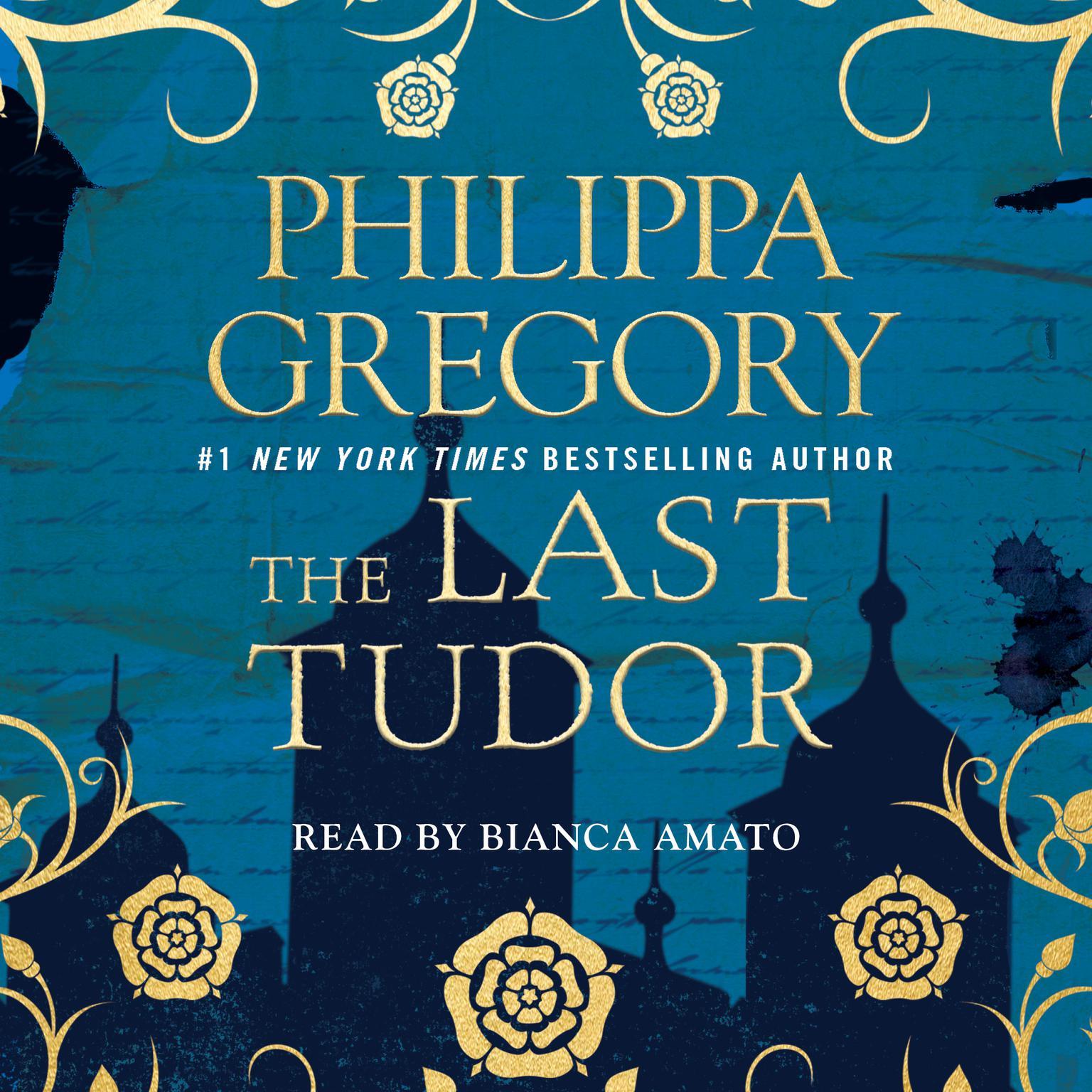 Printable The Last Tudor Audiobook Cover Art