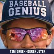 Baseball Genius Audiobook, by Tim Green, Derek Jeter