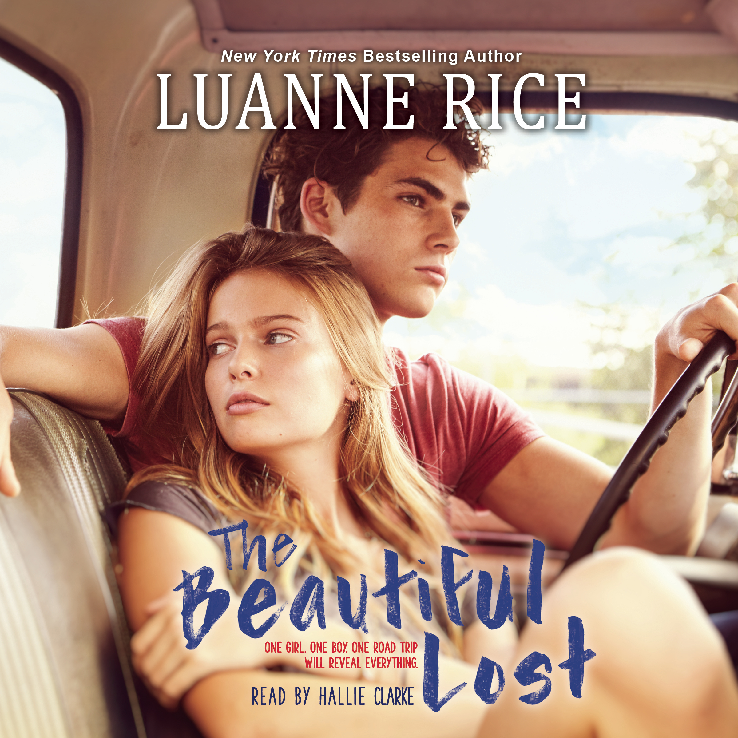 Printable The Beautiful Lost Audiobook Cover Art