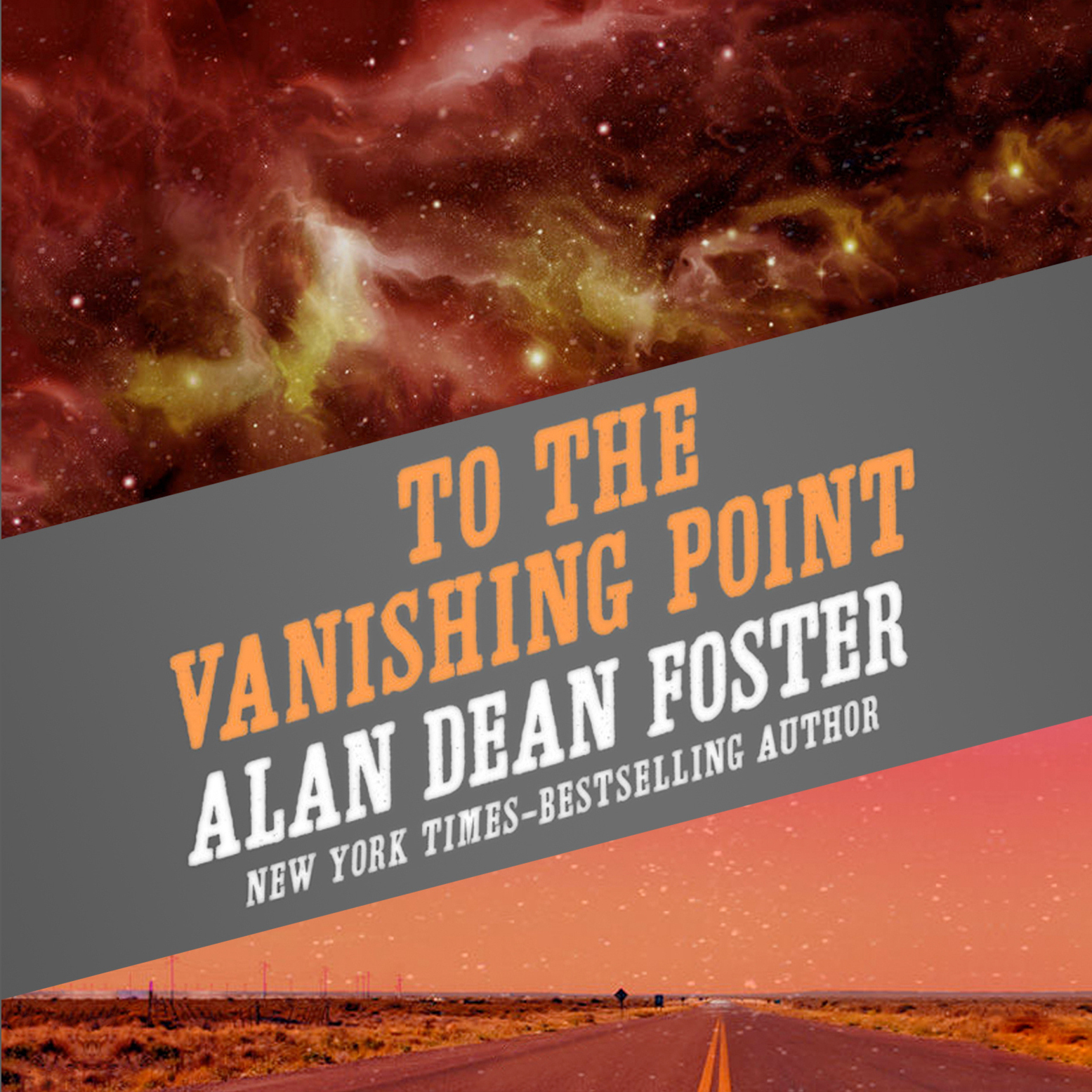 Printable To the Vanishing Point Audiobook Cover Art