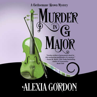 Murder in G Major Audiobook, by Alexia Gordon