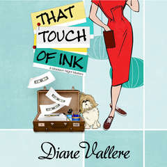 That Touch of Ink Audiobook, by Diane Vallere