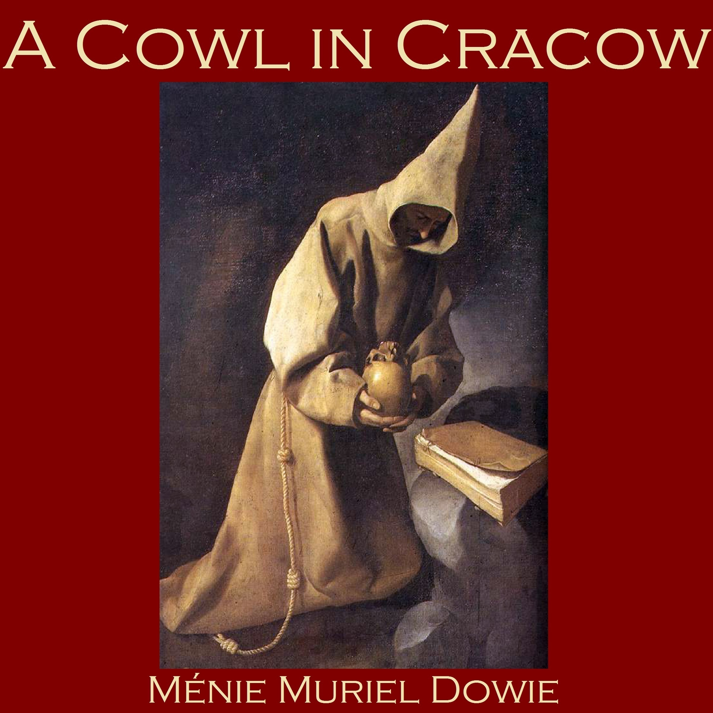 Printable A Cowl in Cracow Audiobook Cover Art