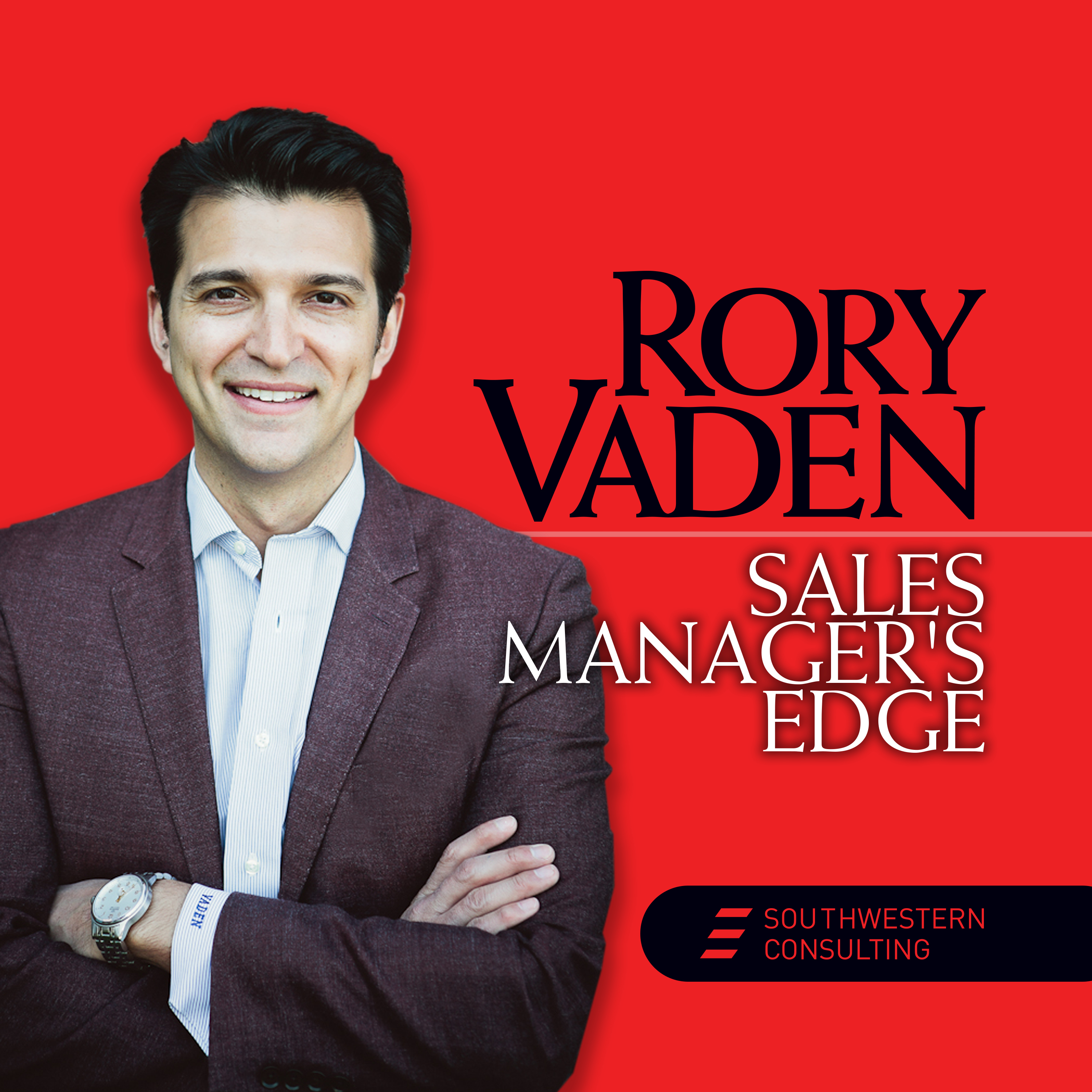 Printable Sales Manager's Edge Audiobook Cover Art