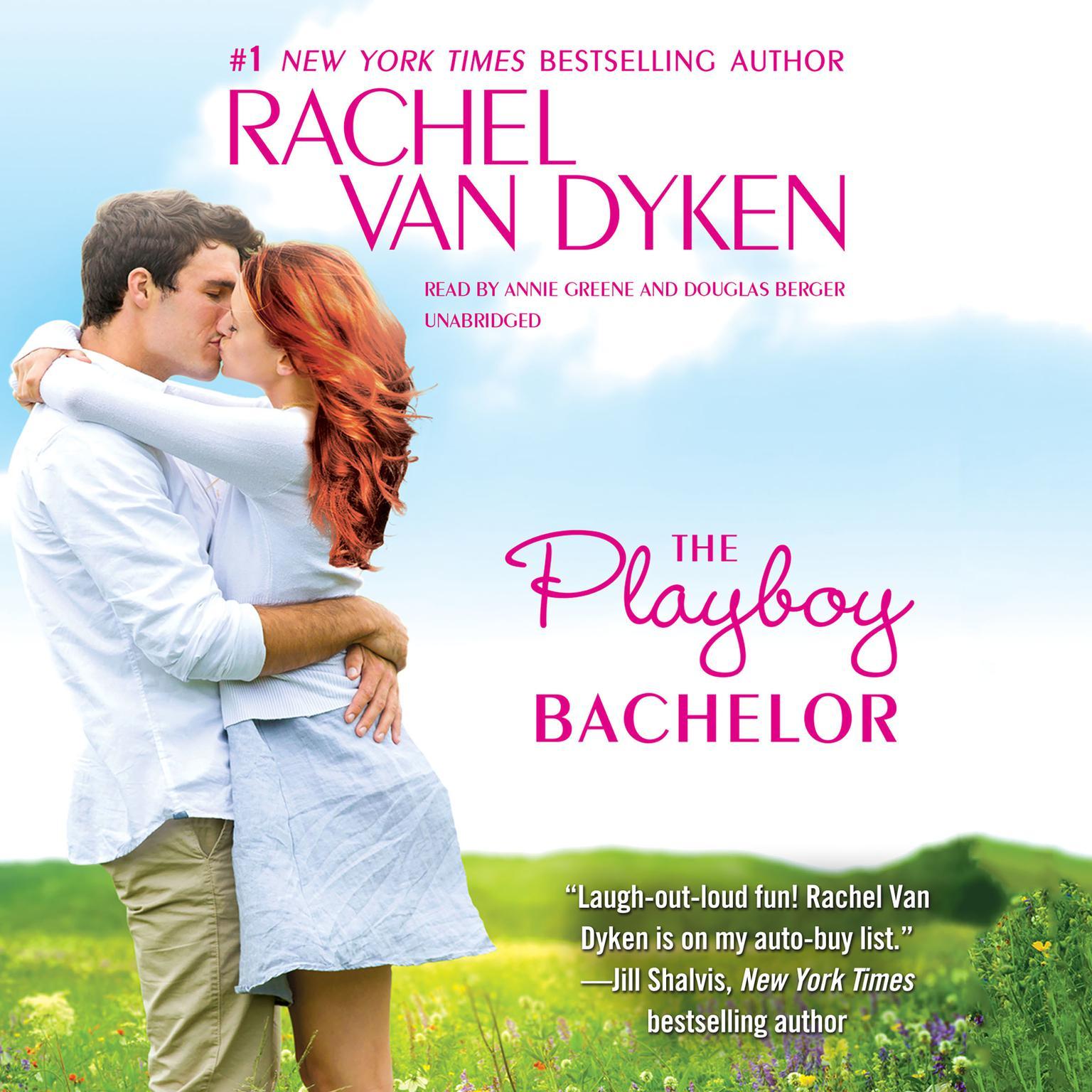 Printable The Playboy Bachelor Audiobook Cover Art