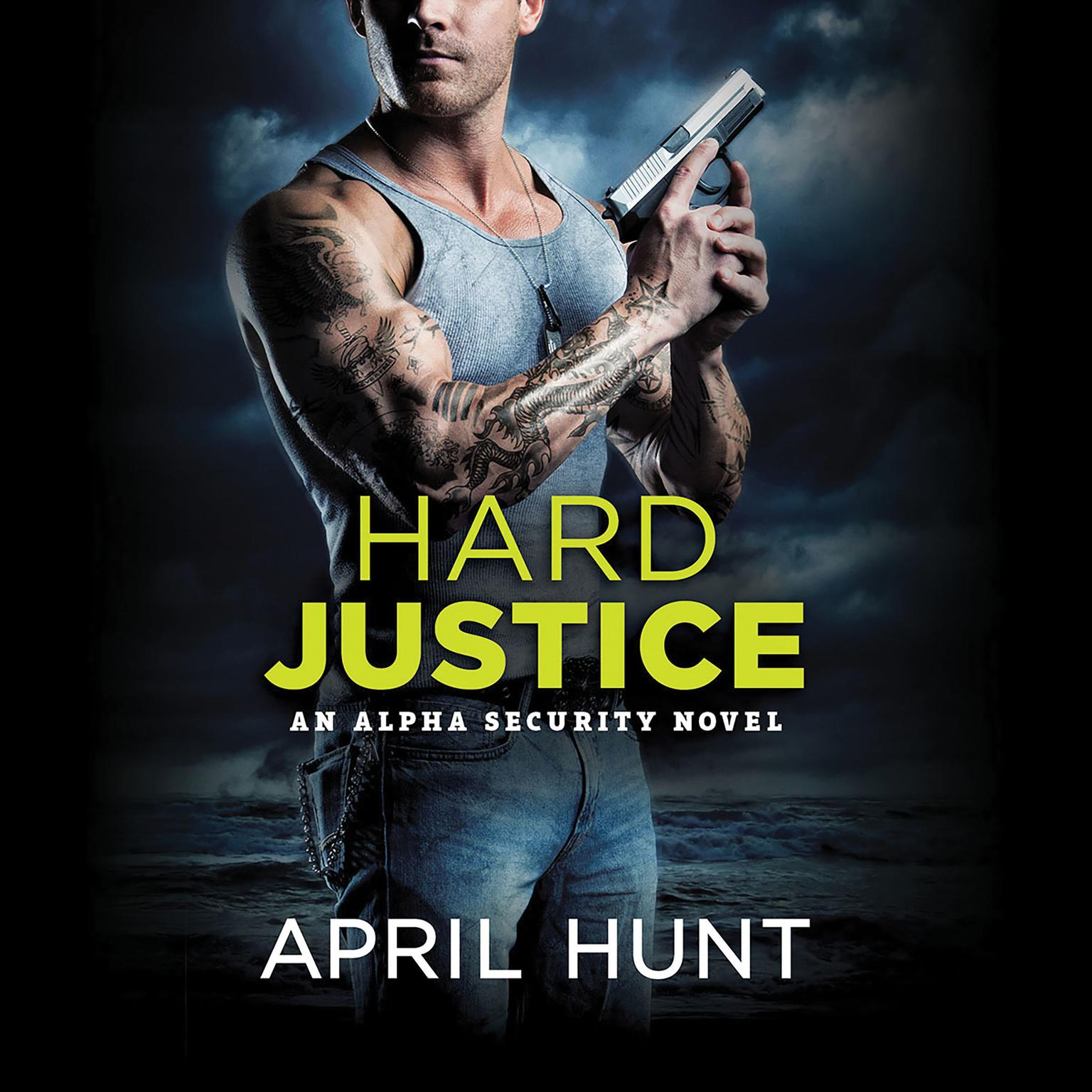 Printable Hard Justice Audiobook Cover Art